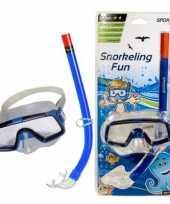 Kids snorkelset trend