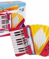 Kinder accordeon 21 cm trend