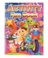 Kinder activiteitenboek 3 tot 8 jaar type 4 trend