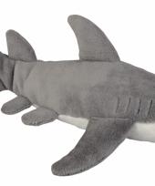 Kinder haaien knuffel 30 cm trend