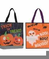 Kinder halloween snoeptas trend
