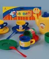 Kinder keuken thee servies trend