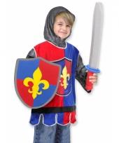 Kinder kostuum ridder trend