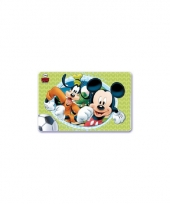 Kinder placemat 3d mickey mouse trend