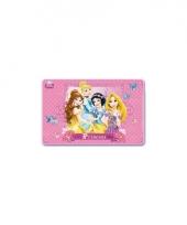 Kinder placemat 3d prinsessen trend