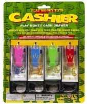 Kinder speelgoed geld set in kassalade trend