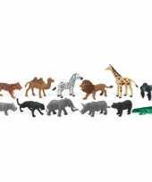 Kinder speelgoed wilde dieren trend