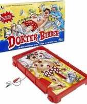 Kinder spel van dokter bibber trend