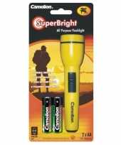 Kinder zaklamp superbright 15 cm trend