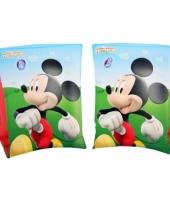 Kinder zwembandjes mickey mouse trend