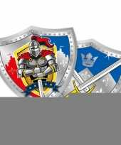 Kinderfeest ridder bordjes trend 10145089