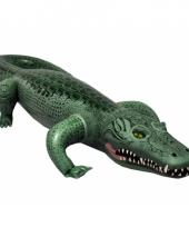 Kinderkamer deco krokodil 157 cm trend