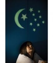 Kinderkamer glow in the dark set trend