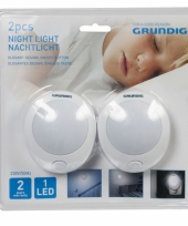 Kinderkamer led lampje met knopje trend