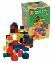 Kinderspeelgoed houten blokken 75x trend