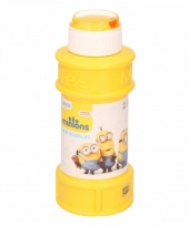 Kinderverjaadag bellenblaas van minions 175 ml trend