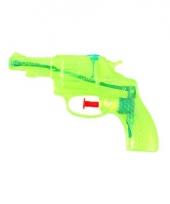Kinderverjaardag waterpistool lime groen trend