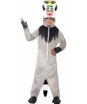 King julien lemur aapje outfit voor kinderen trend
