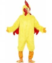 Kippen kostuum voor volwassenen trend