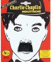 Klein charlie chaplin snorretje trend