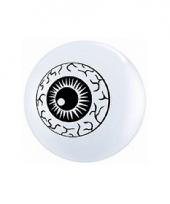 Kleine ballon oog 13 cm trend