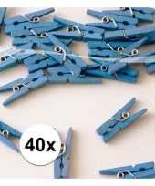 Kleine blauwe knijpertjes trend 10090656