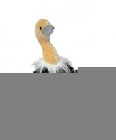 Kleine knuffel struisvogeltje 25 cm trend