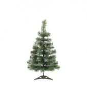 Kleine kunst kerstboom 60 cm trend 10053548