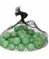 Knikkers neptunus groen 40 stuks trend