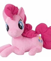 Knuffeldier my little pony roze trend