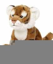 Knuffeldier tijger 23 cm trend