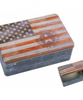 Koektrommel vlag amerika vlag trend