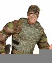 Kogelvrij camouflage vest trend
