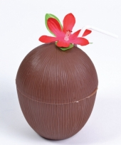 Kokosnoten bekertjes trend