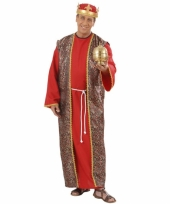 Koning casper kerst kostuum trend