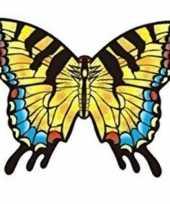 Koninginnepage vlinder vlieger 70 x 48 cm trend