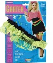 Kousebandjes voor vrouwen groen trend