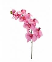 Kunstbloem orchidee roze trend