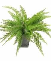 Kunstbloemen varen groen trend 10143781