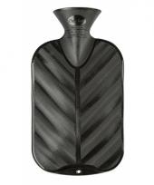Kunststof kruik zwart 2 liter trend