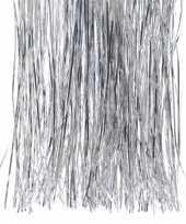 Lametta haar zilver 50 cm trend