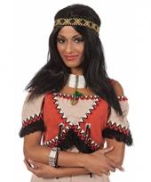Lange indianen pruiken voor dames trend
