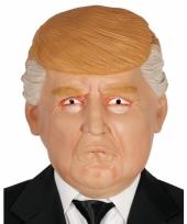 Latex donald masker verkiezingen 2016 trend 10078714