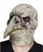 Latex halloween adelaar vogel masker voor volwassenen trend