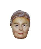 Latex hillary masker verkiezingen 2016 trend