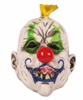 Latex horror masker enge clown trend 10075400