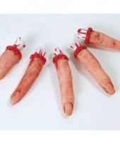 Latex vingers afgehakt 5 stuks trend