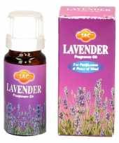 Lavendel geur olie voor in brander trend