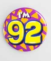 Leeftijd button i m 92 trend