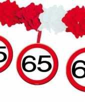 Leeftijd slingers 65 jaar trend